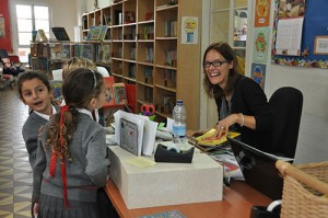 Library, Loreto Convent School Gibraltar, educational institution, Catholic School, Catholic education Gibraltar, education level